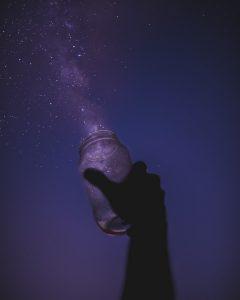 ciel étoilé