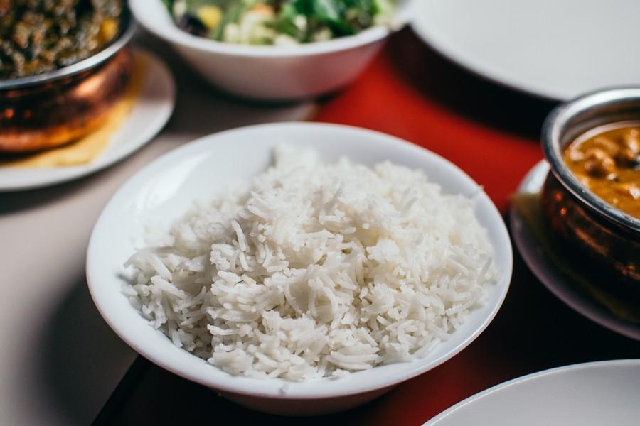 plat de riz