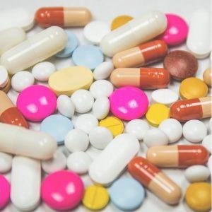 gélules de médicaments